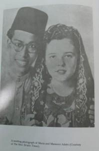 Natrah dan Mansor Adabi